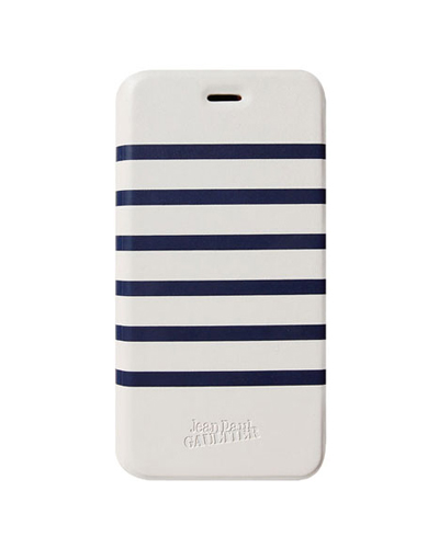 [Jean Paul] striped folio caseiPhone 6S+/6+