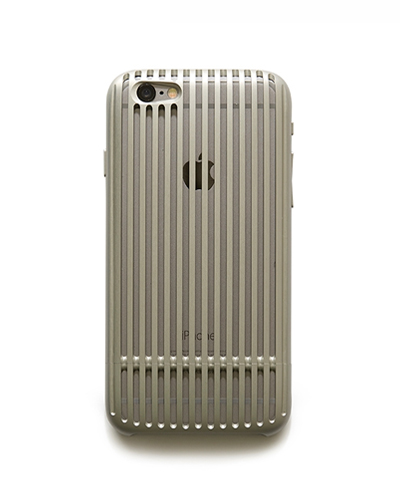 [SQUAIR] the slit silver caseiPhone 6S/6