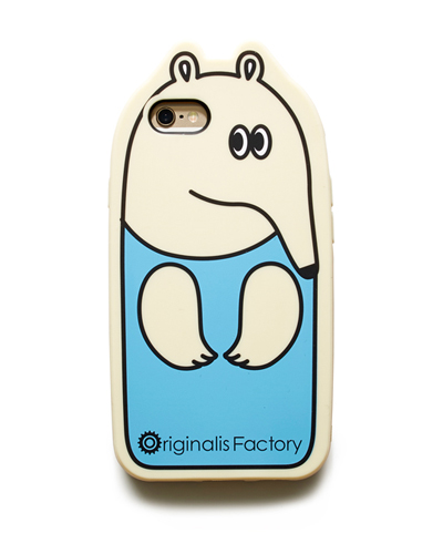 [O.FACTORY] ivory anteater caseiPhone 6S/6