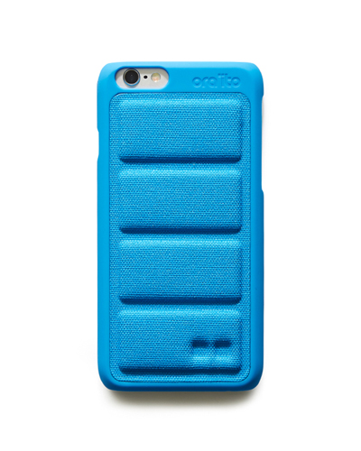 [ORAITO] padding back cover blue caseiPhone 6S/6