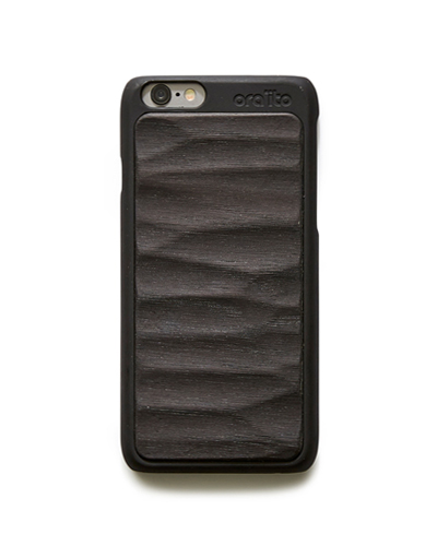 [ORAITO] wood skarp black caseiPhone 6S/6