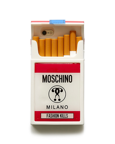 [MOSCHINO] fashion kills caseiPhone 6S/6