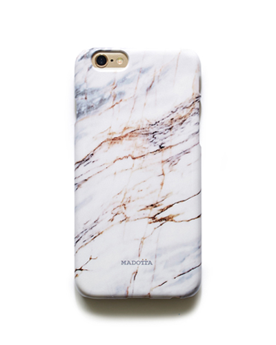 [MADOTTA] golden storm marble caseiPhone 6S/6