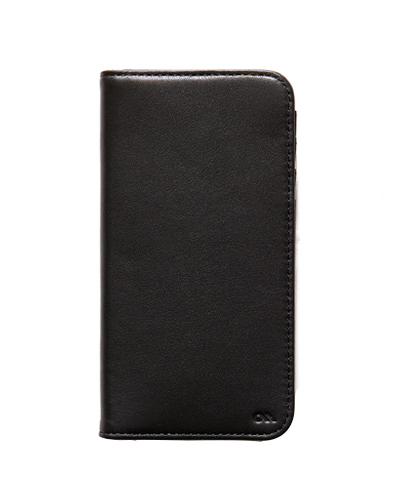[CASE.MATE] wallet folio black caseiPhone 7/6S/6
