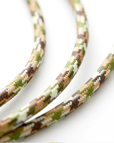 [LE CORD] USB charge camo cable&nbsp