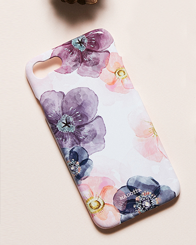 [MADOTTA] abstrack anemone caseiPhone 8+/7+