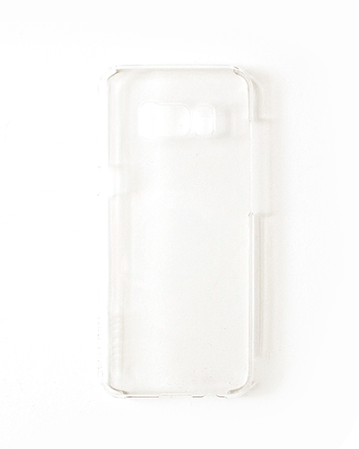 [CASE.MATE] barely there clear caseGALAXY S8+