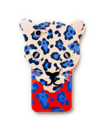 [IPHORIA] blue leo case  iPhone 8/7