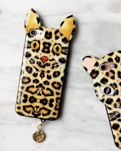 [IPHORIA] leo cat wild case iPhone 8/7