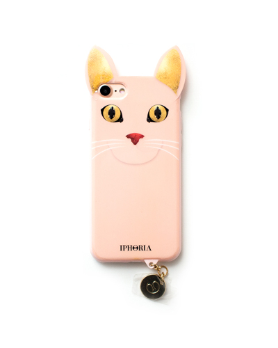 [IPHORIA] rose cat wild caseiPhone 8/7