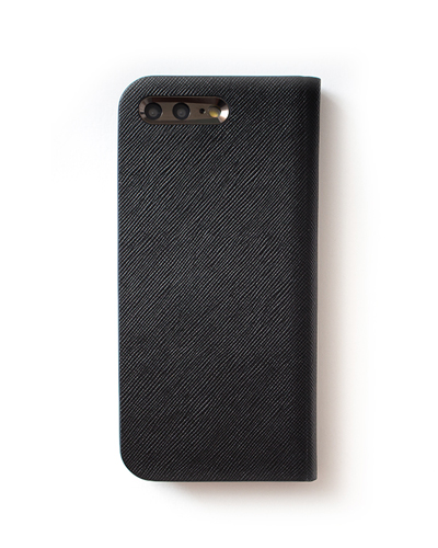 [SQUAIR] calf leather folio caseiPhone 8+/7+