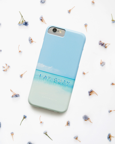 [GRAYMALIN] i am busy ballons caseiPhone 6S/6