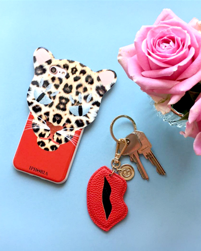 [IPHORIA] red leo caseiPhone 8/7