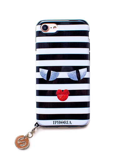 [IPHORIA] monster stripy caseiPhone 8/7