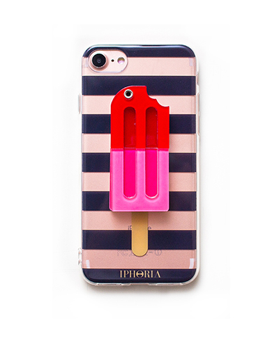 [IPHORIA] stripe iced lolly caseiPhone 8/7