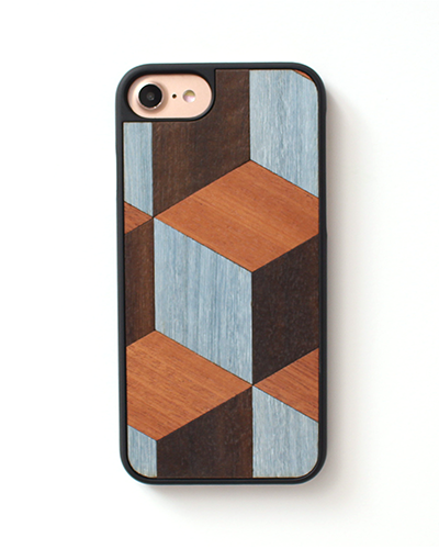 [WOOD.D] BLOCKiPhone 8/7
